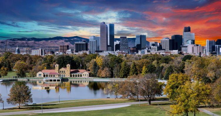 Clima en Denver: clima, estaciones y temperatura mensual promedio