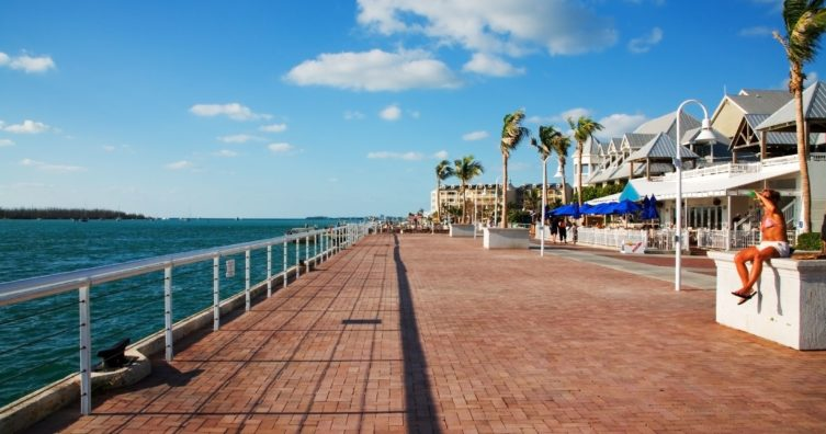 Las 8 mejores playas de Key West