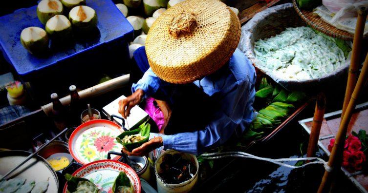 Los mejores platos de curry tailandés para probar en Tailandia