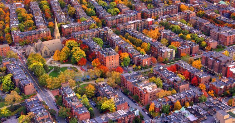 Clima en Boston: clima, estaciones y temperatura mensual promedio
