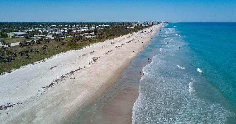 Clima en Melbourne, Florida: clima, estaciones y temperatura media mensual