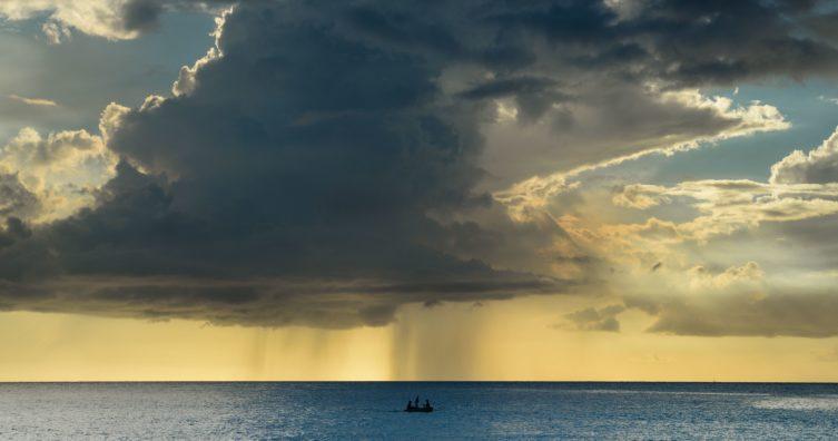 Cómo viajar al Caribe durante la temporada de huracanes