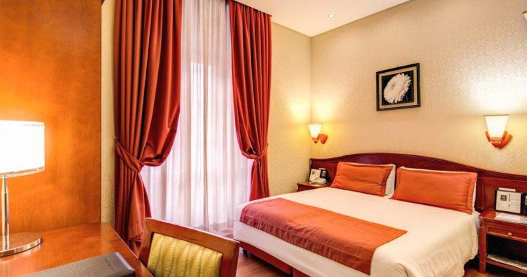Hoteles baratos para viajes económicos a Roma