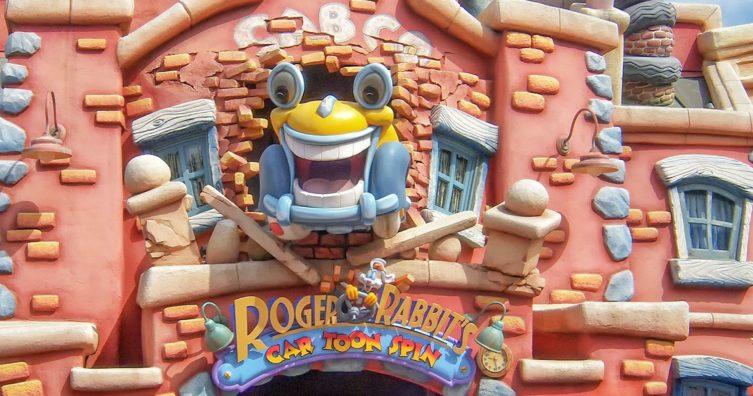 Roger Rabbit Ride en Disneyland: cosas que debes saber