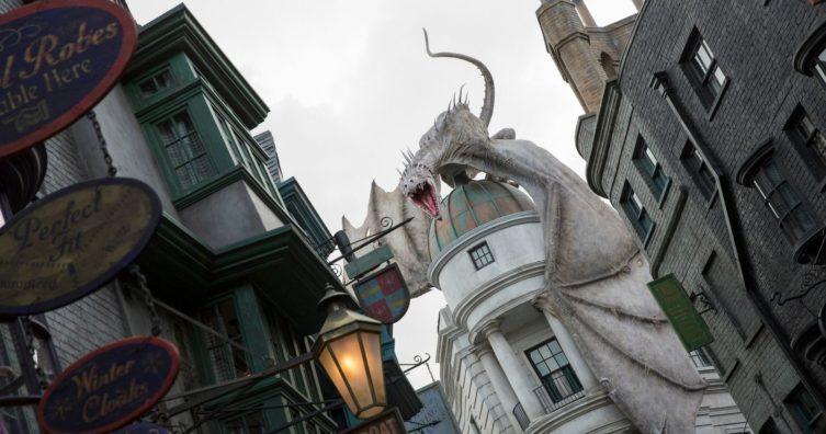 20 hechos interesantes sobre el mágico mundo de Harry Potter y el callejón Diagon
