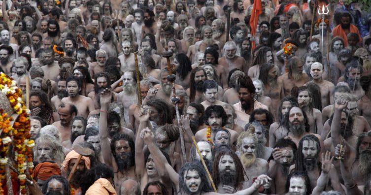 Guía para el místico Kumbh Mela en India
