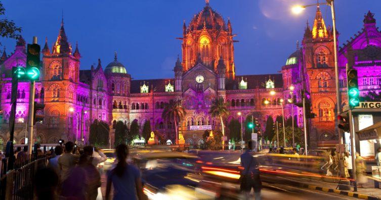 101 lugares para visitar en Mumbai