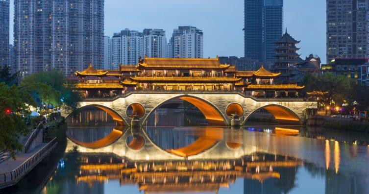 Clima en el sur de China: clima, estaciones y temperatura mensual promedio