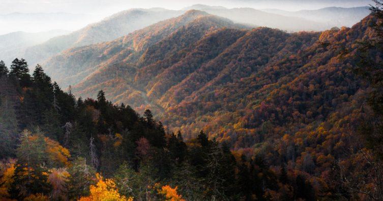 Los mejores parques nacionales para visitar en el otoño