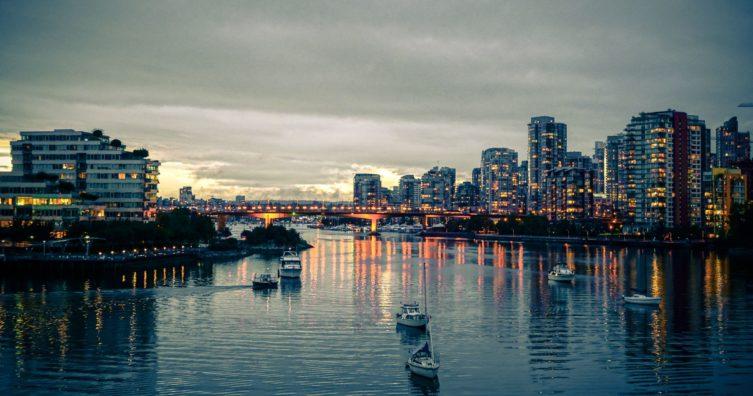 Clima en Vancouver: clima, estaciones y temperatura mensual promedio