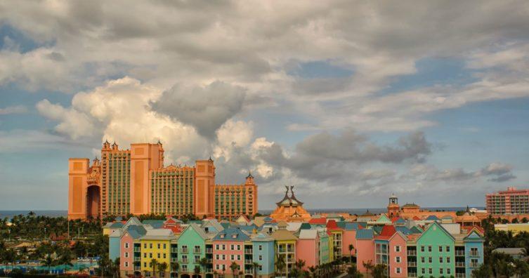 Nassau: puerto de escala de cruceros en las Bahamas