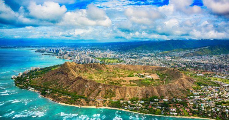 Clima en Oahu: clima, estaciones y temperatura mensual promedio