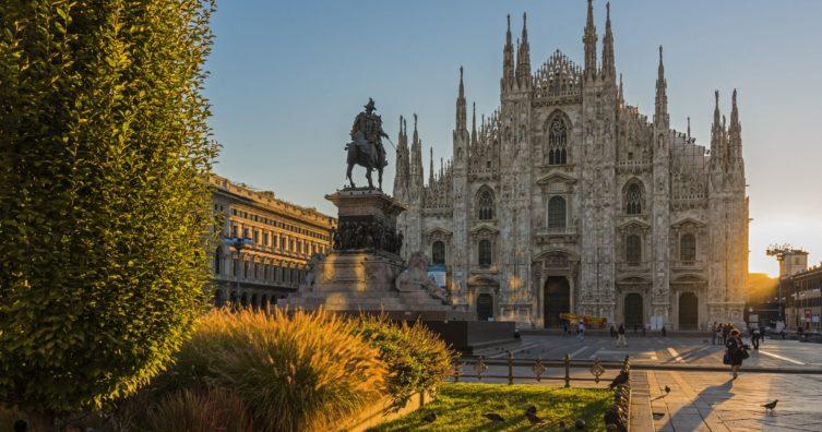 Clima en Milán: clima, estaciones y temperatura mensual promedio
