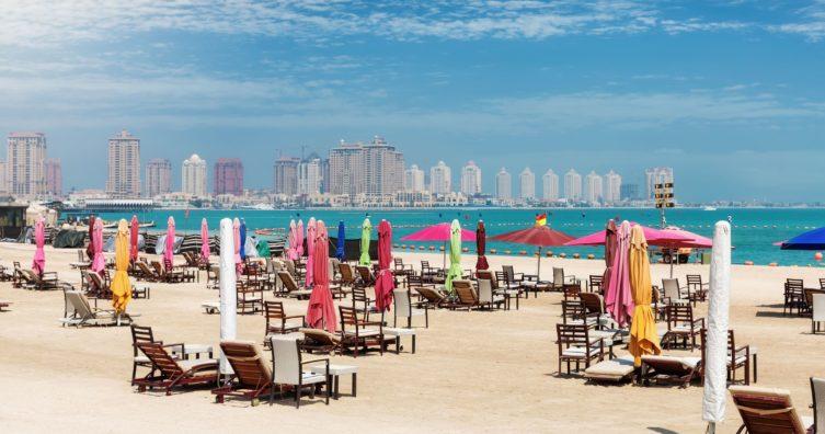 Las 10 mejores playas de Doha y sus alrededores