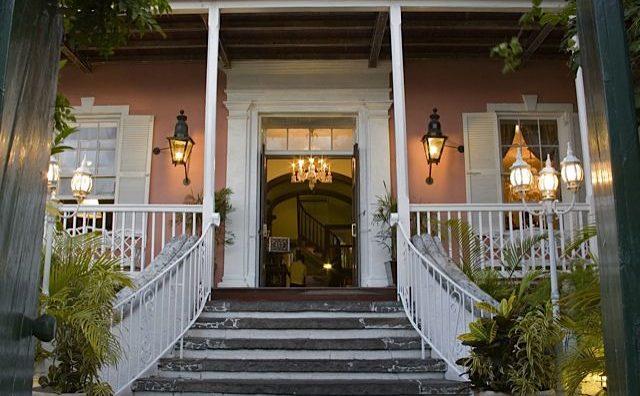 Bahamas Graycliff Hotel