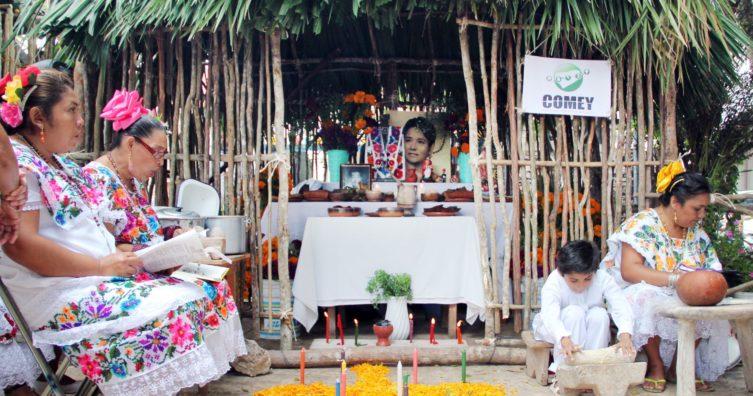 Hanal Pixán: Día de los muertos entre los mayas