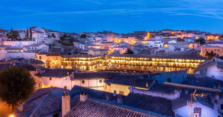 Los 10 mejores destinos en el campo español