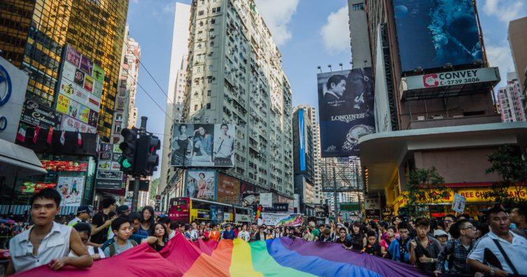 Los 15 destinos más amigables para LGBT de Hong Kong