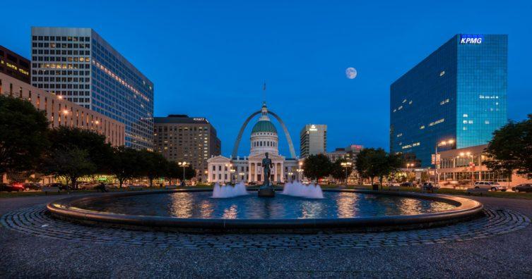 Clima en St. Louis: clima, estaciones y temperatura mensual promedio