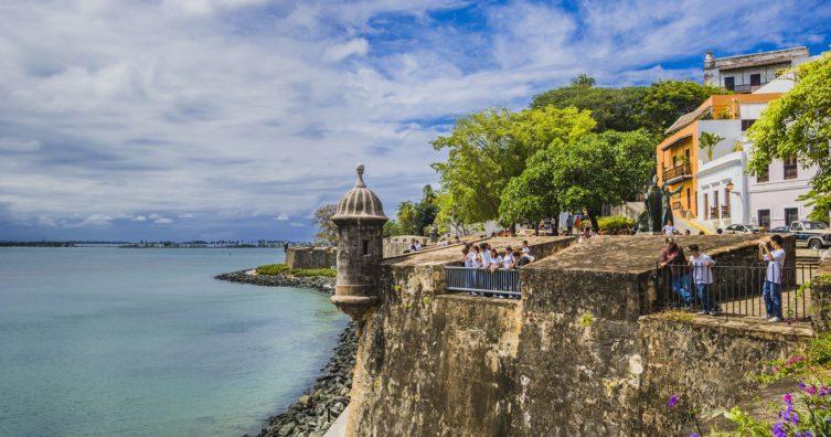 Clima en Puerto Rico: clima, estaciones y temperatura mensual promedio