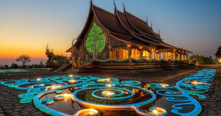 Etiqueta del templo de Tailandia: qué hacer y qué no hacer