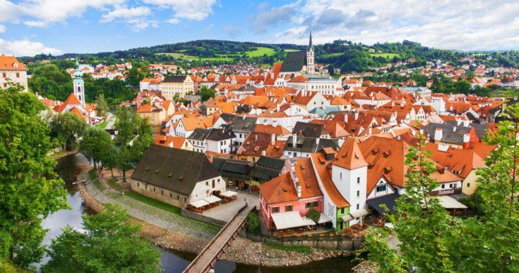 Clima en la República Checa: clima, estaciones y temperatura mensual promedio