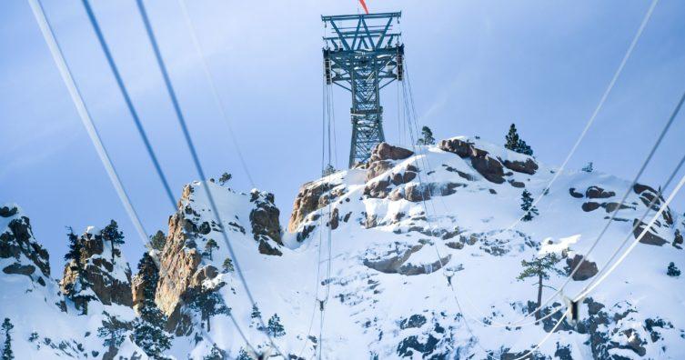 Las 7 mejores estaciones de esquí en Lake Tahoe