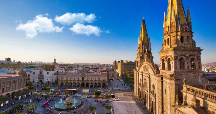 El tiempo y el clima en Guadalajara