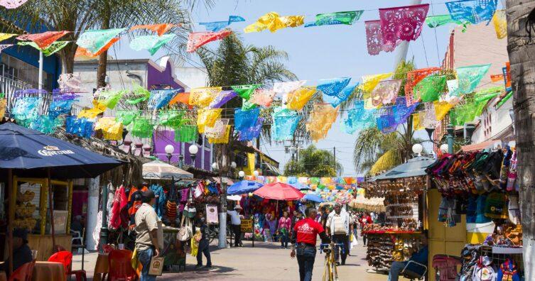 El tiempo y el clima en Tijuana, México